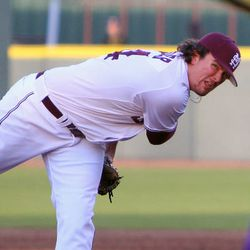 Holder gets his first save of the year, and MSU wins its 1000th at Dudy Noble