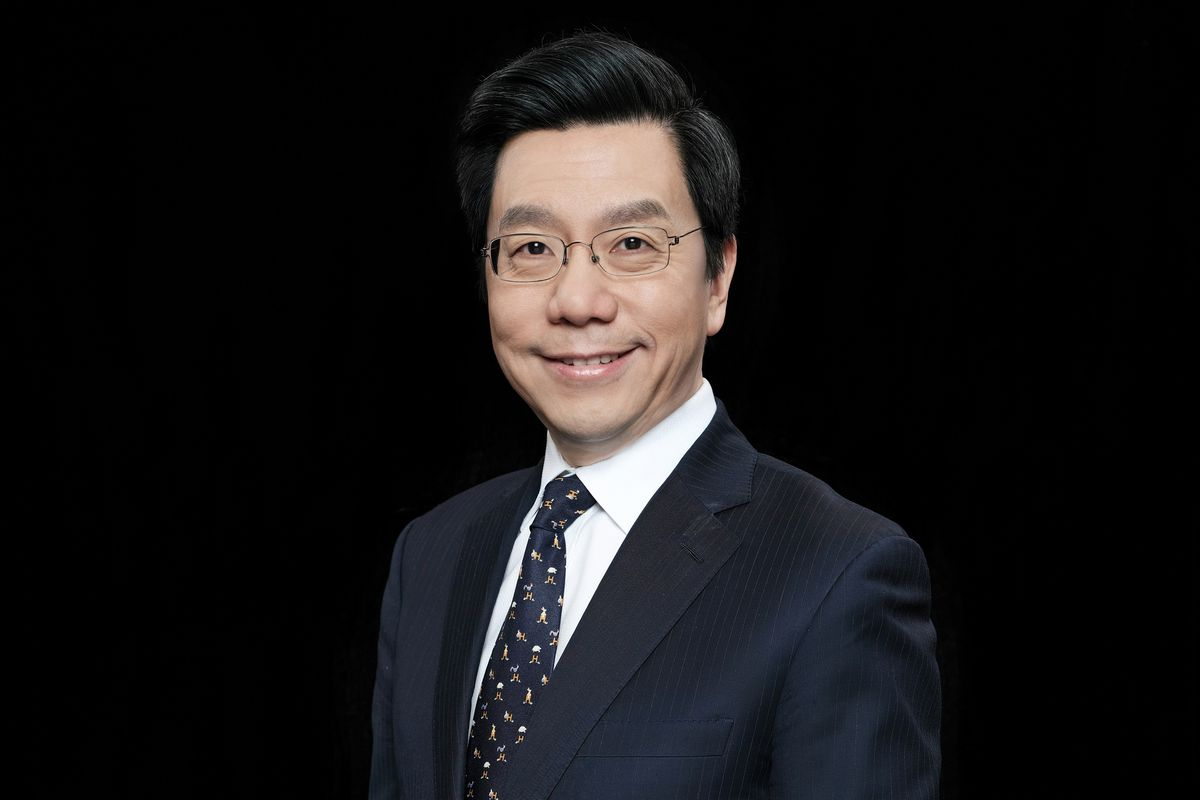 """AI Superpowers"" author Kai-Fu Lee"