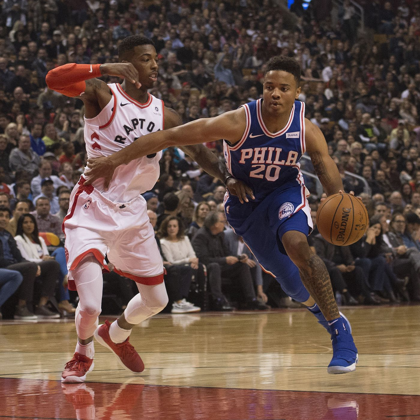 691862bcd45 NBA Trade Ideas: Markelle Fultz is a distressed asset, should the ...