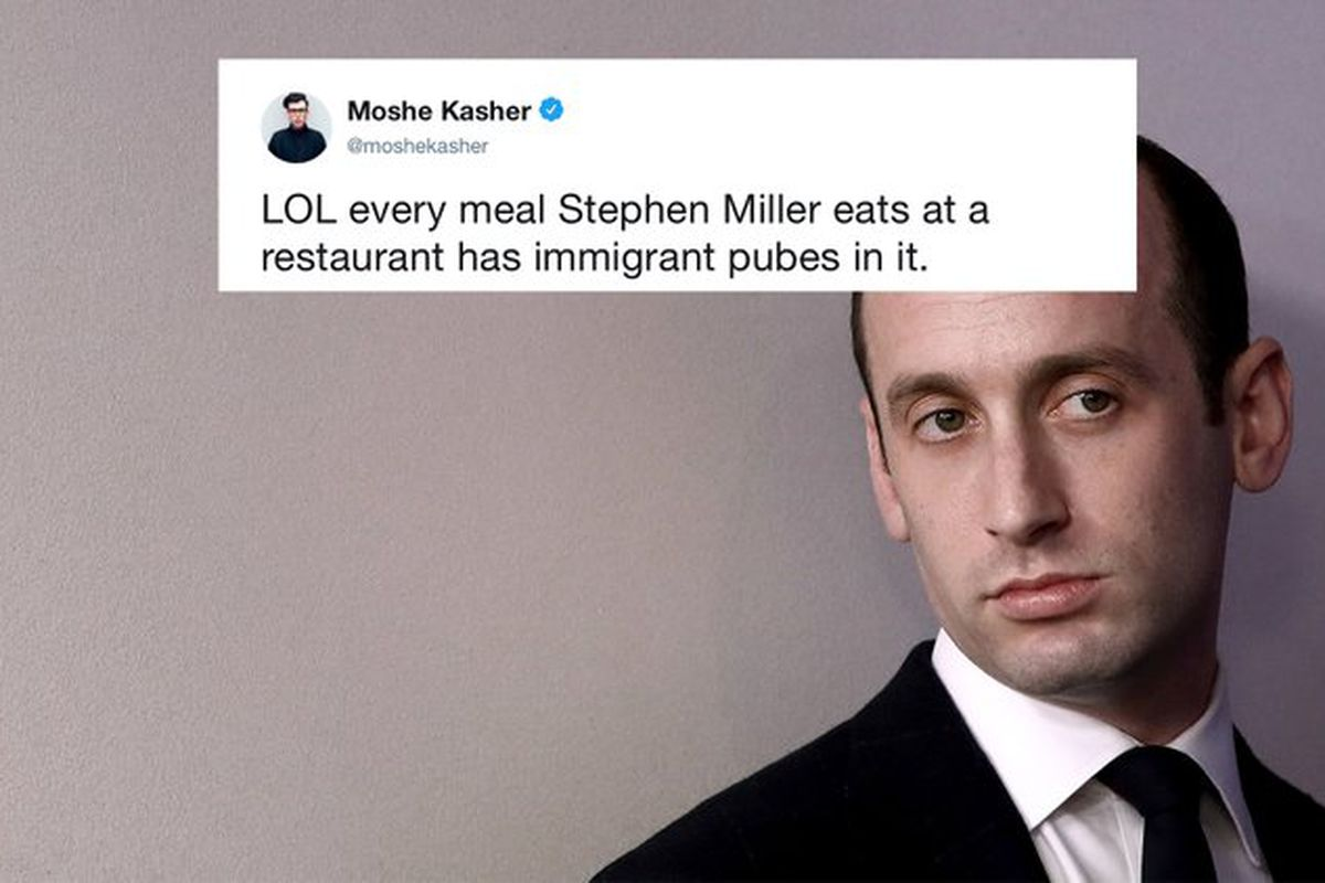 0b0a7a4f09f6 The Funniest Tweets About Stephen Miller - Funny Or Die