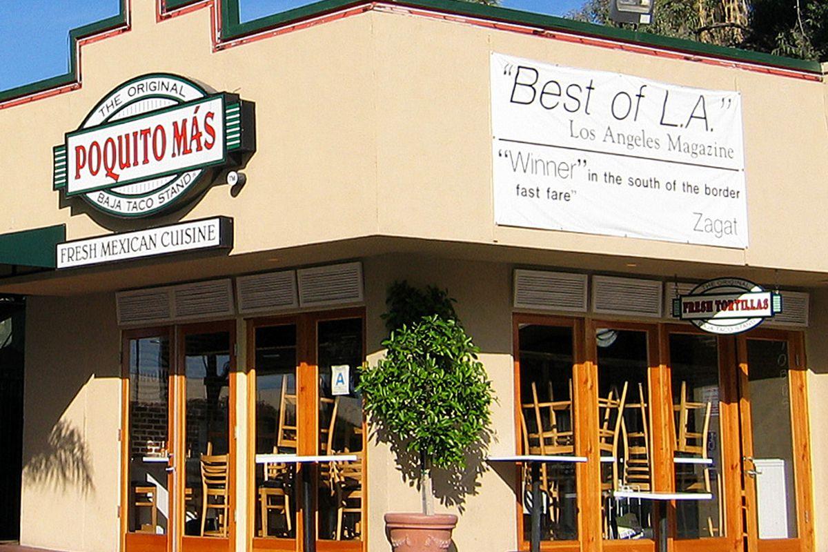 Poquito Mas, West Hollywood