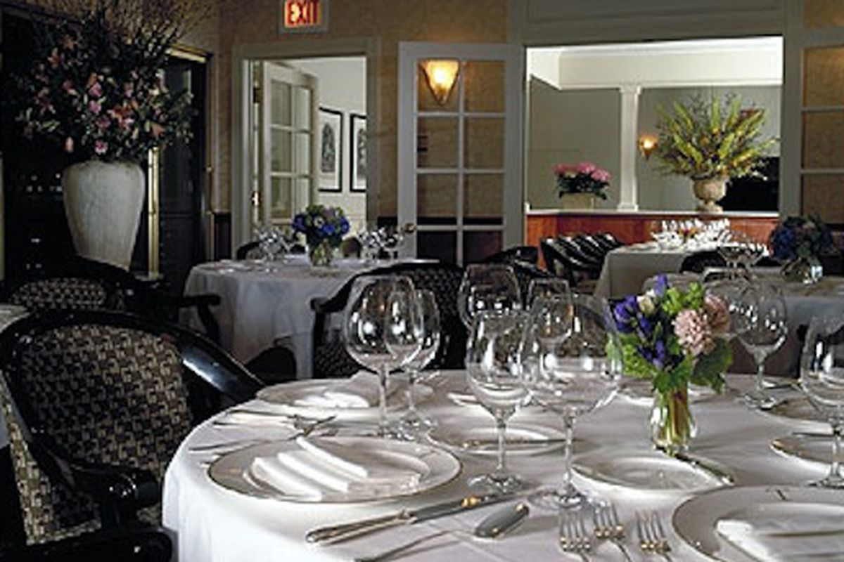 Charlie Trotter's North Dining Room