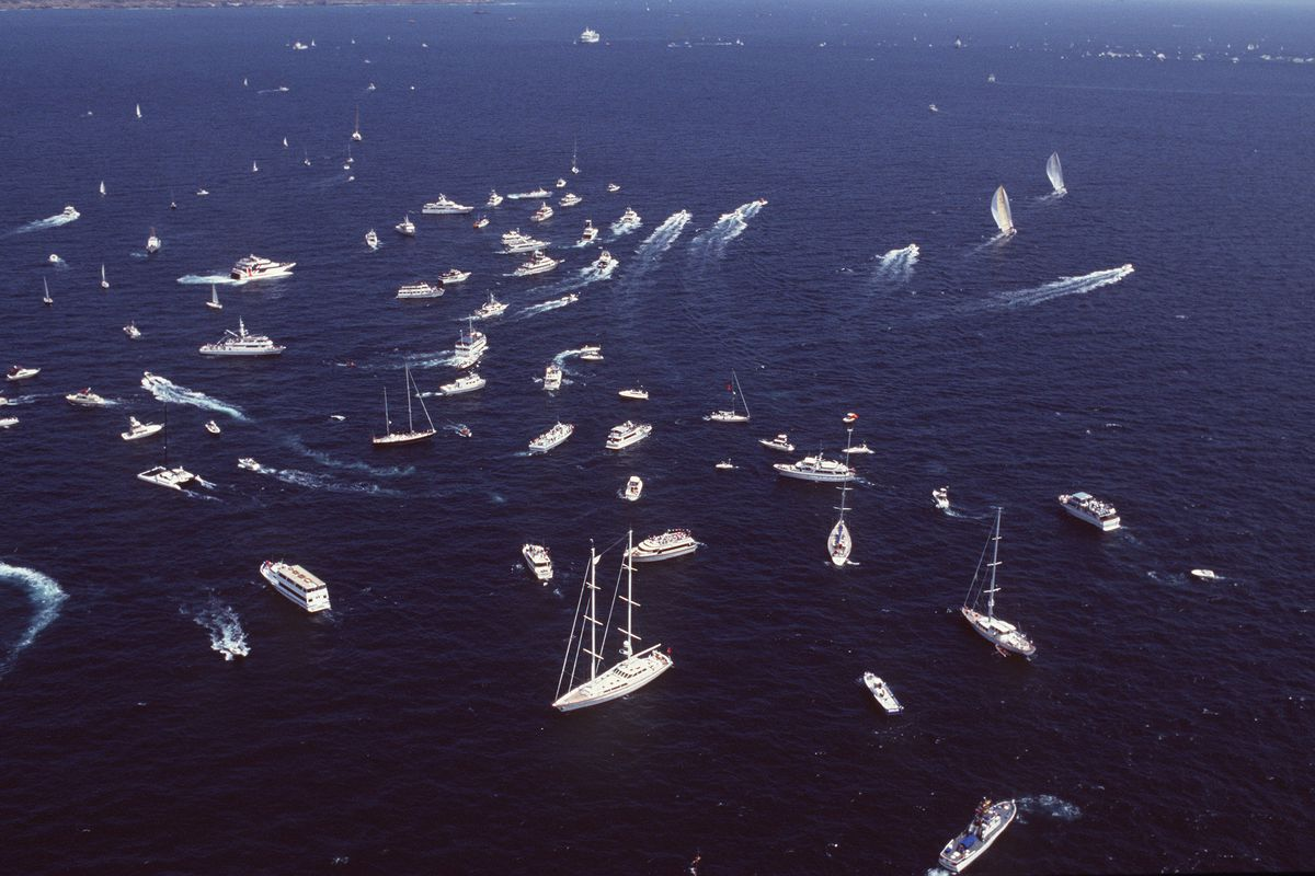 AMERICA''S CUP 1992
