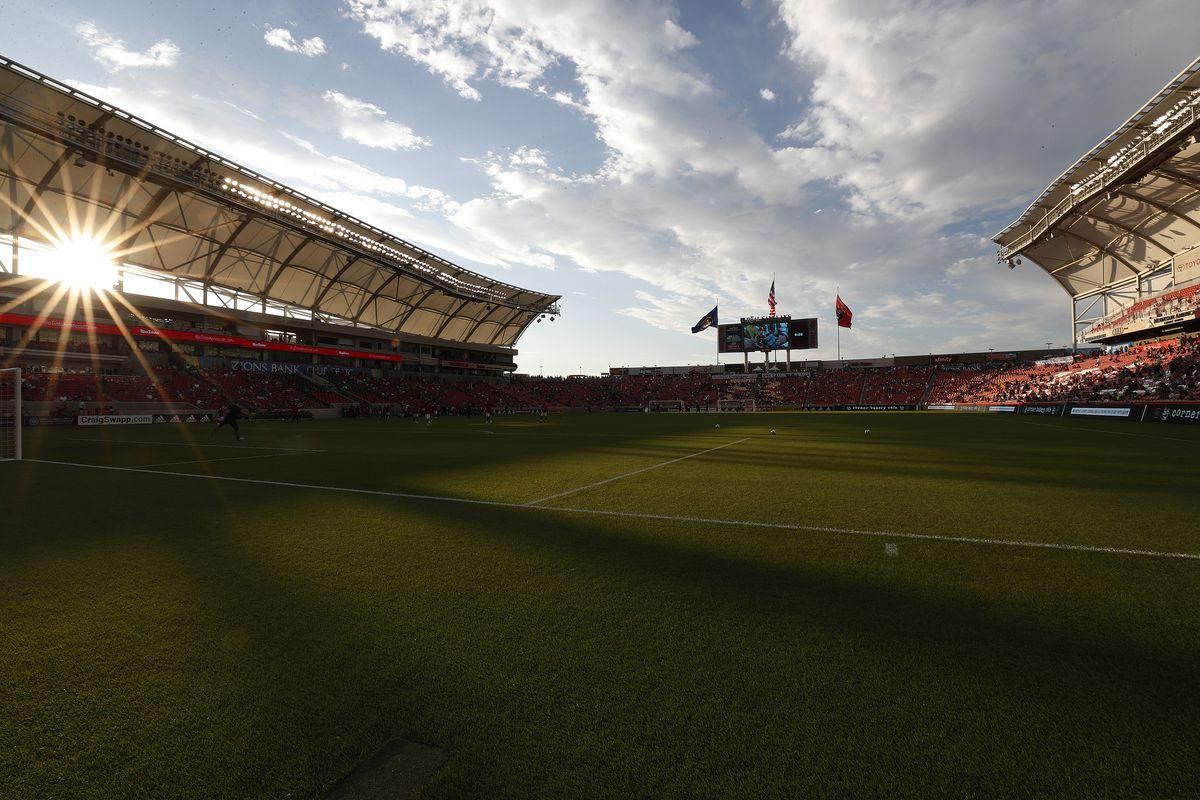 MLS: FC Dallas at Real Salt Lake