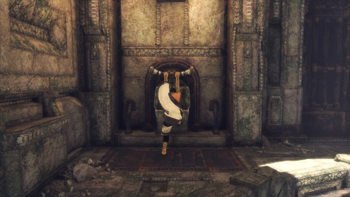 The Last Guardian Walkthrough Part 14 Arena And