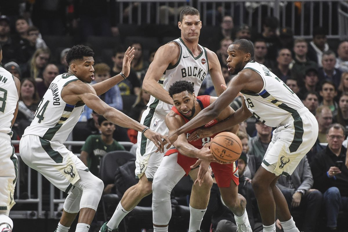Top Nba Players Salary 2020.Time Is Money Looking At The Milwaukee Bucks Summer Of