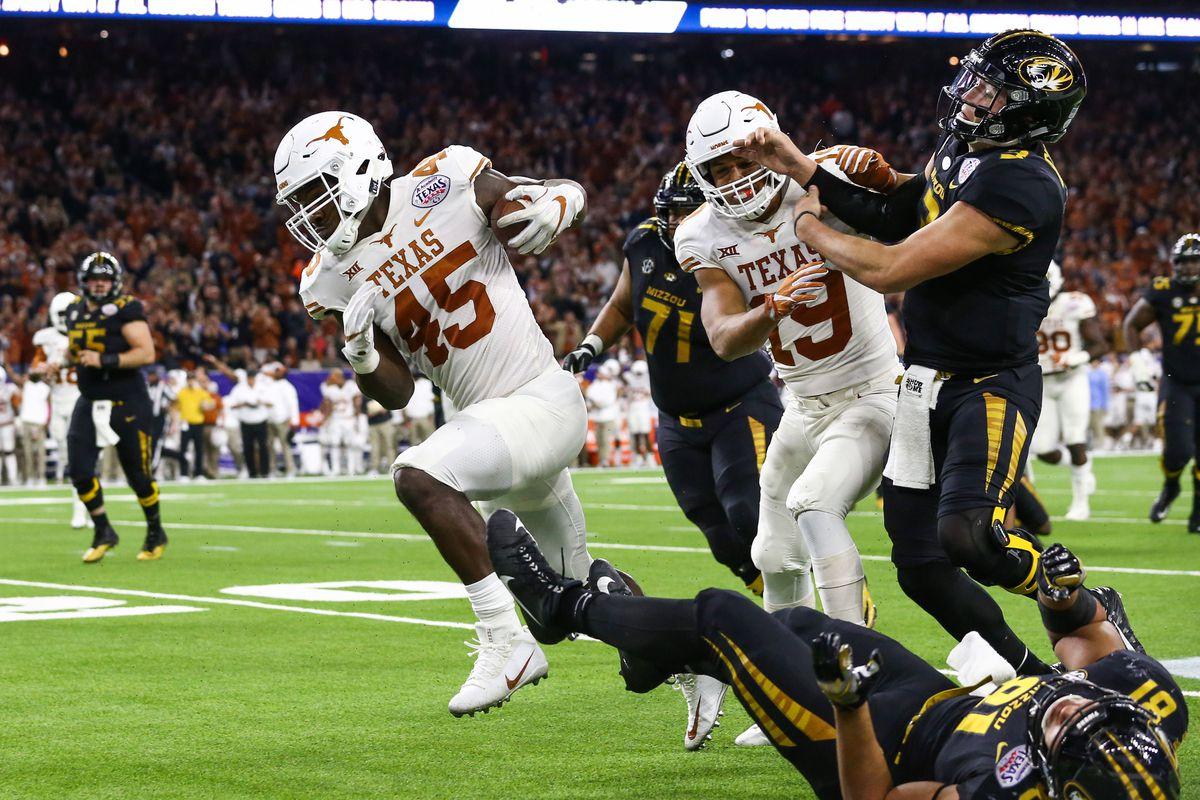 NCAA Football: Texas Bowl-Texas vs Missouri