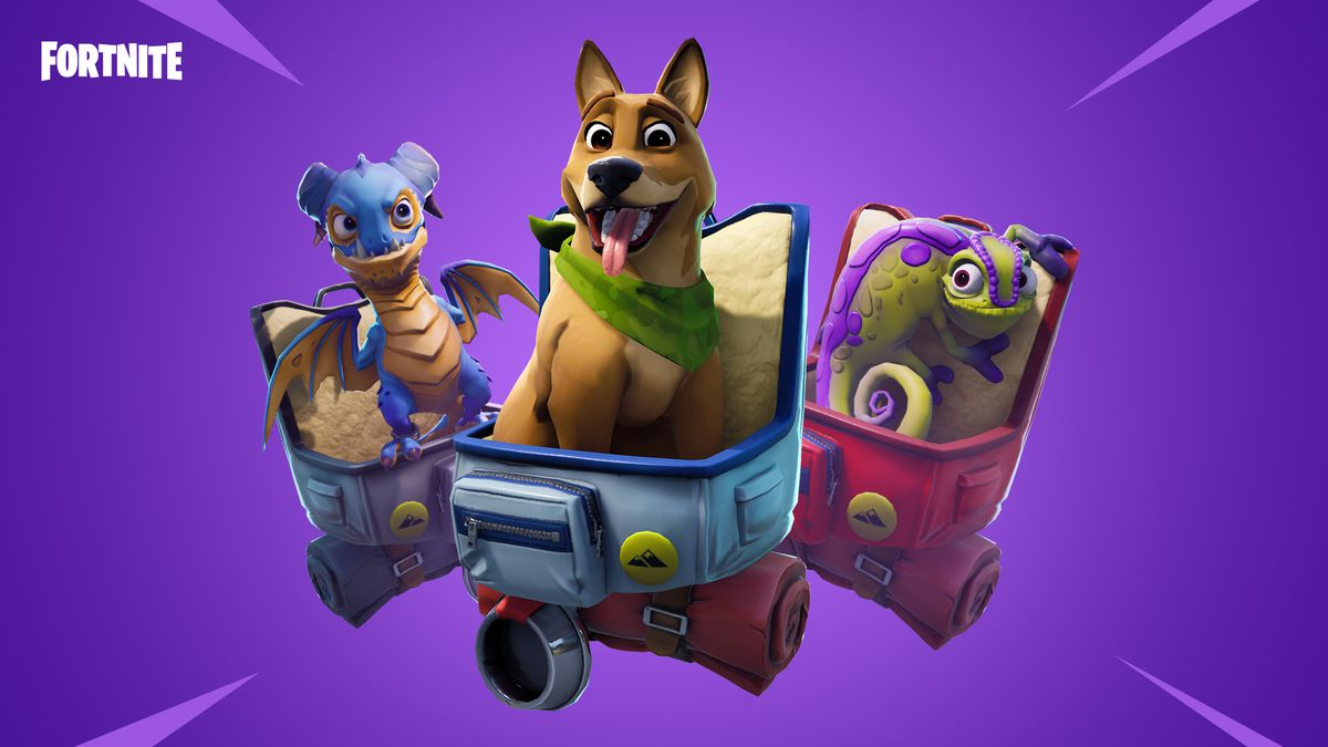 Pets Like Other Skins Introduced In This Update Will Come In A Number Of Different Colors And Configurations You Can Read The Full Patch Notes For