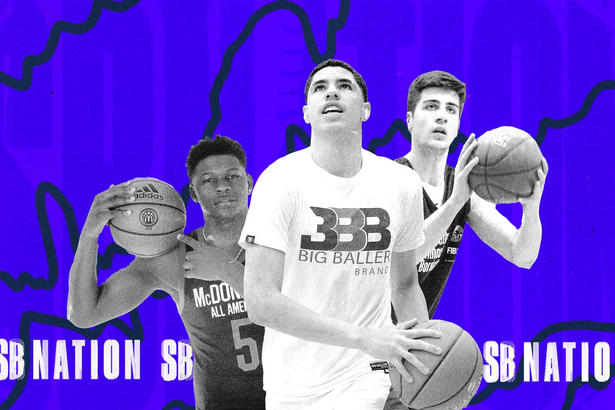 NBA mock draft 2020: LaMelo Ball is in a wide-open race to