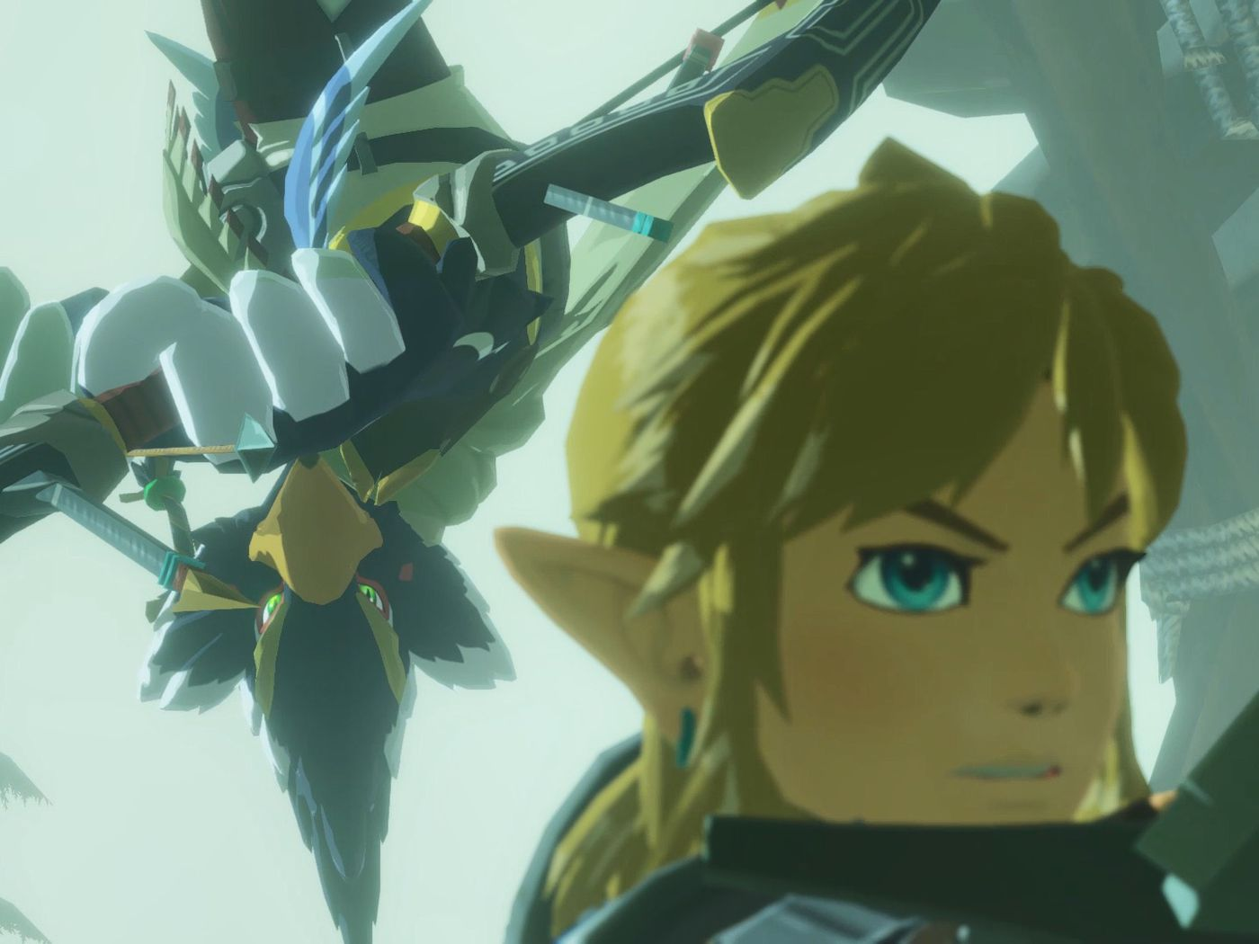 Hyrule Warriors Age Of Calamity S Designers Talk About Following Up Breath Of The Wild The Verge