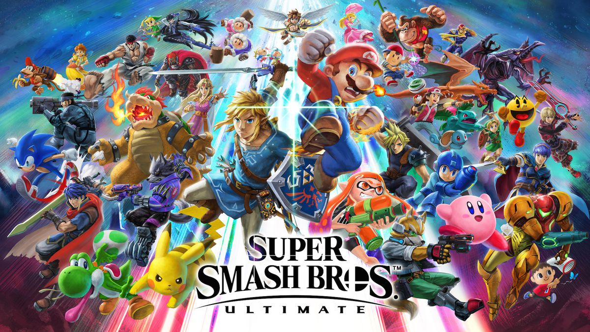Why Super Smash Bros  Ultimate was such a daunting game for