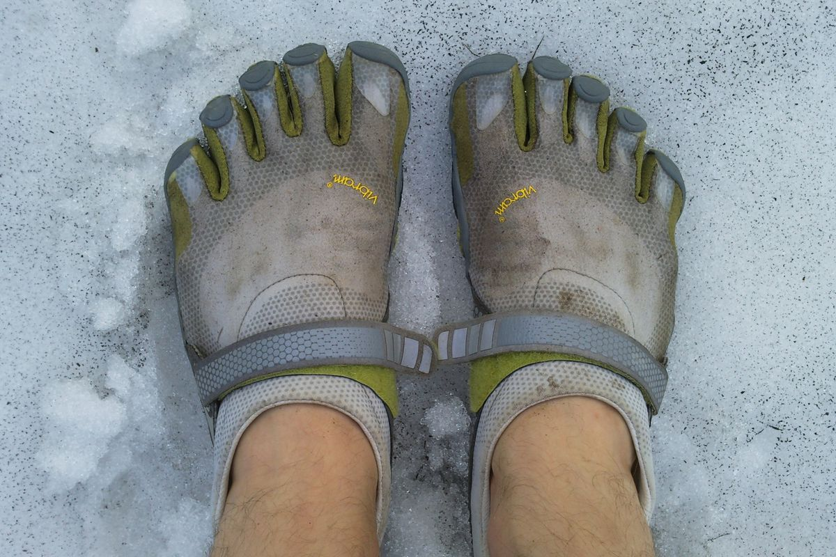 Science American Legal System Confirm Barefoot Shoes Are Bullshit Vox