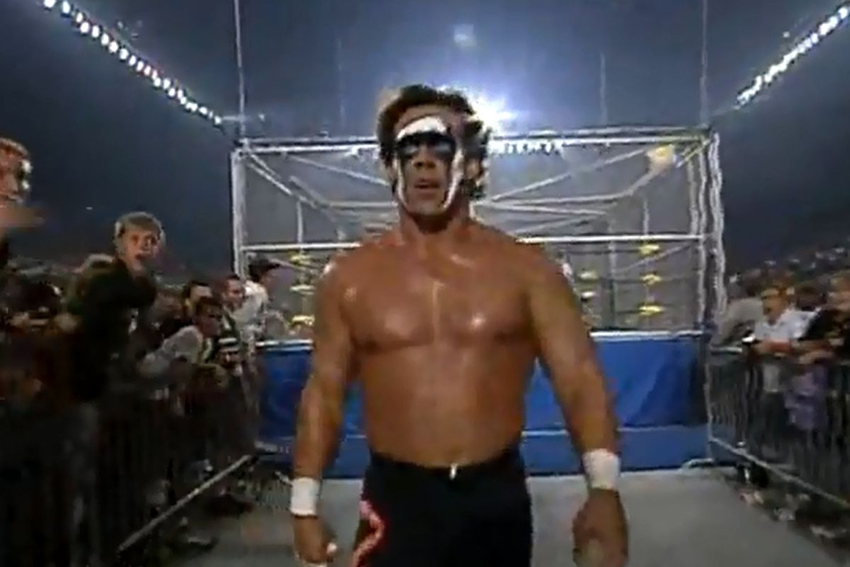 Wcw Bogus Sting: On This Date In History: War Games At Fall Brawl 1996