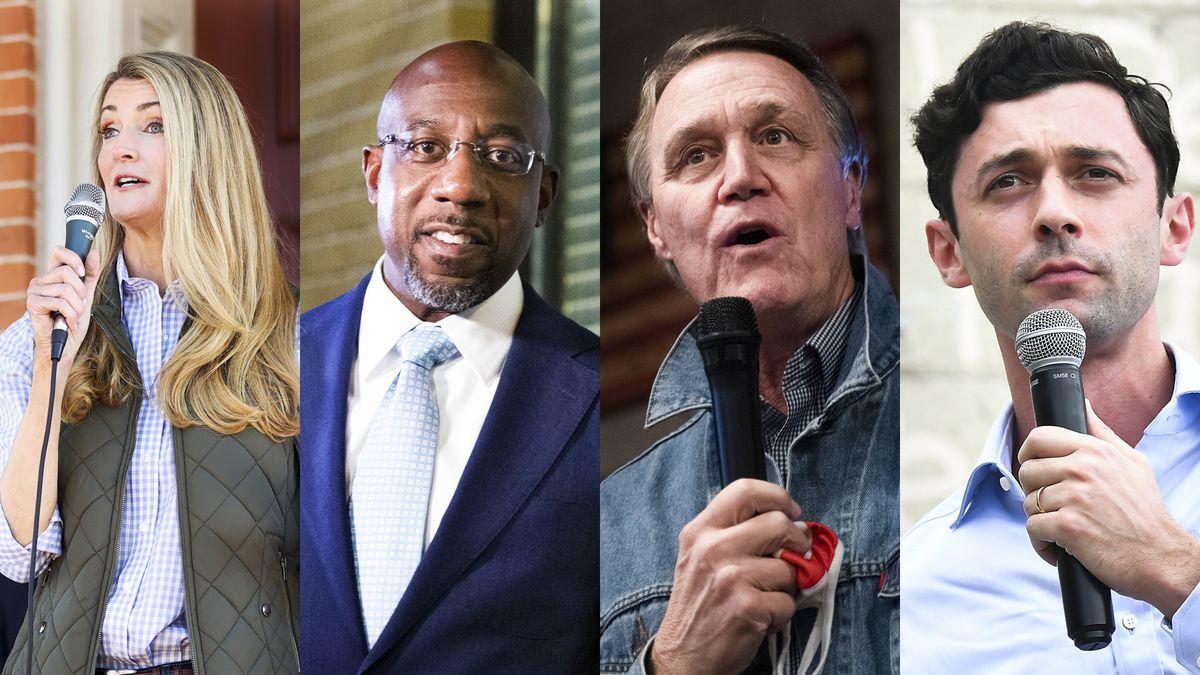 Georgia Senate race: The future of the Senate majority could hinge on two  Georgia runoffs - Vox