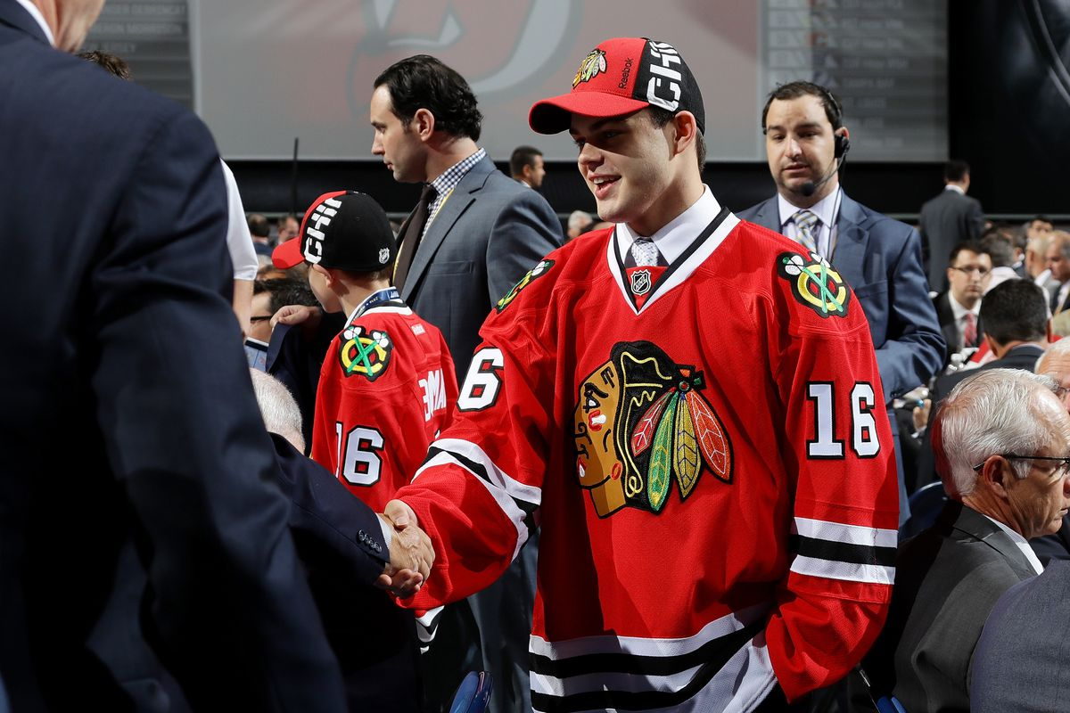 Blackhawks 2019 Nhl Draft Second Round Options History Analysis
