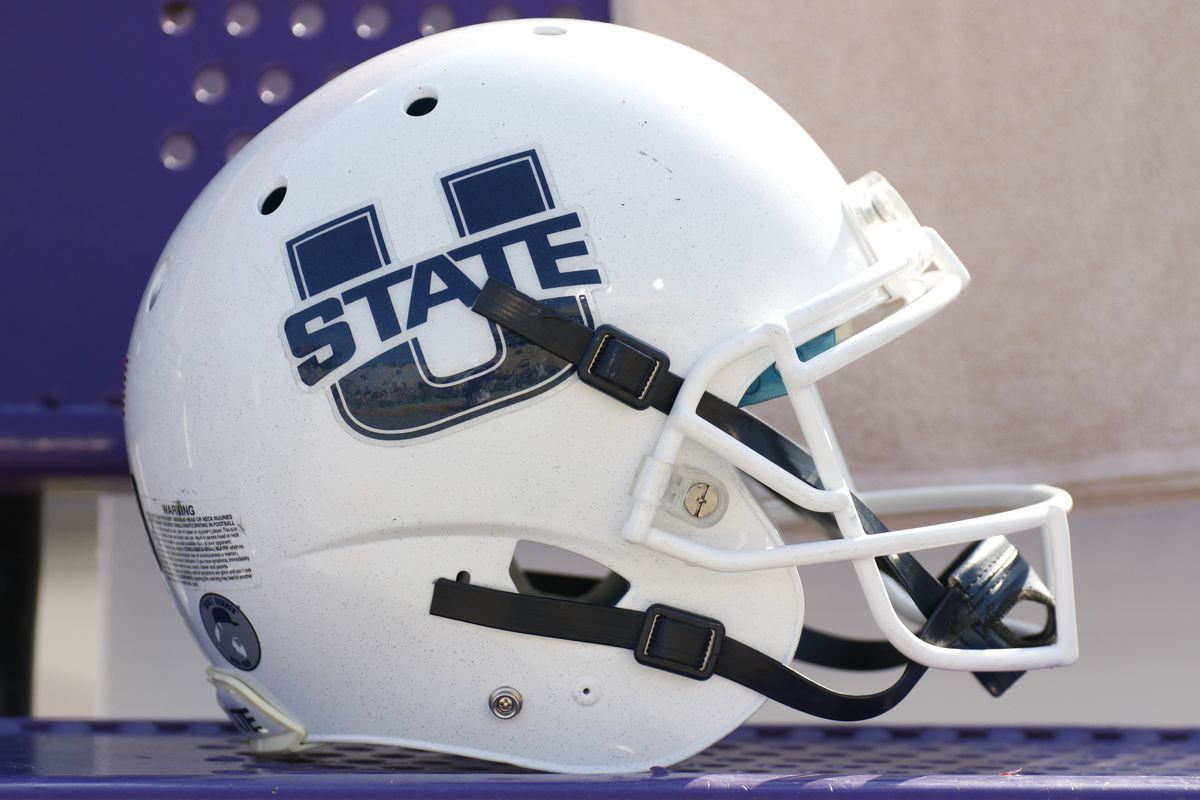 COLLEGE FOOTBALL: OCT 05 Utah State at LSU