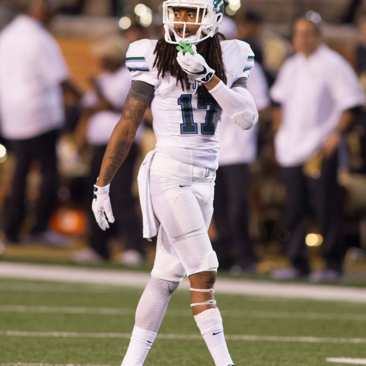 sale retailer bbbcd 7d040 Jets sign sixth round picks Parry Nickerson and Folorunso ...