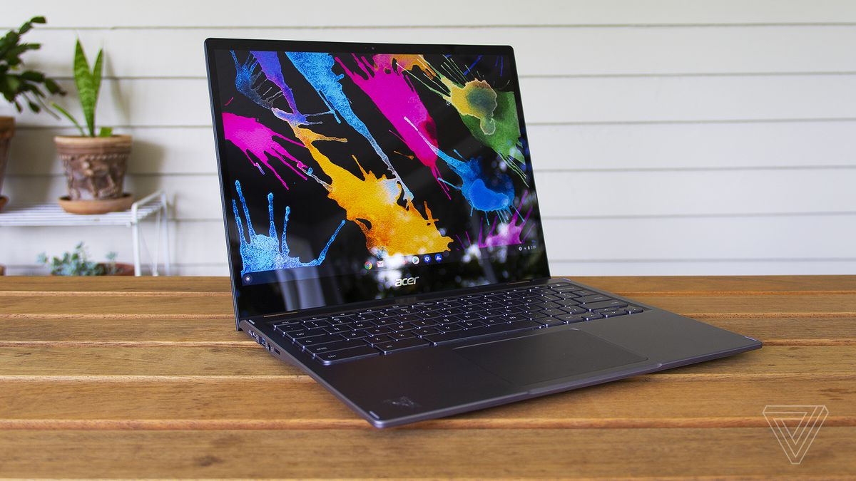 Best Laptops 2020: Acer Chromebook Spin 713