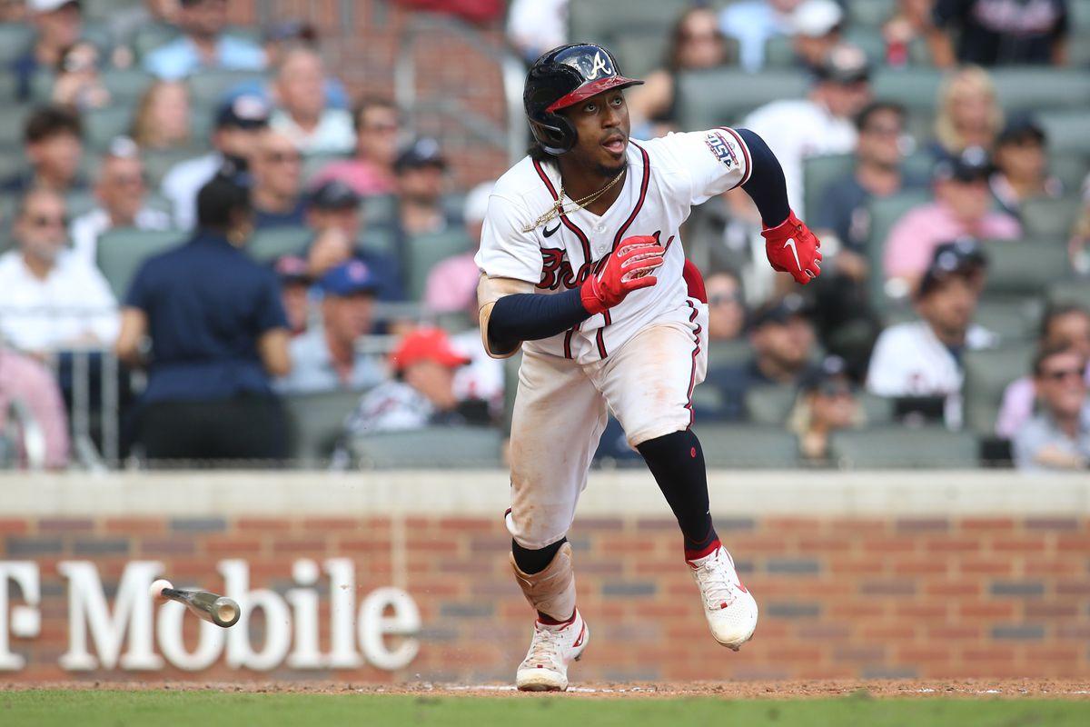 MLB: NLDS-Milwaukee Brewers at Atlanta Braves