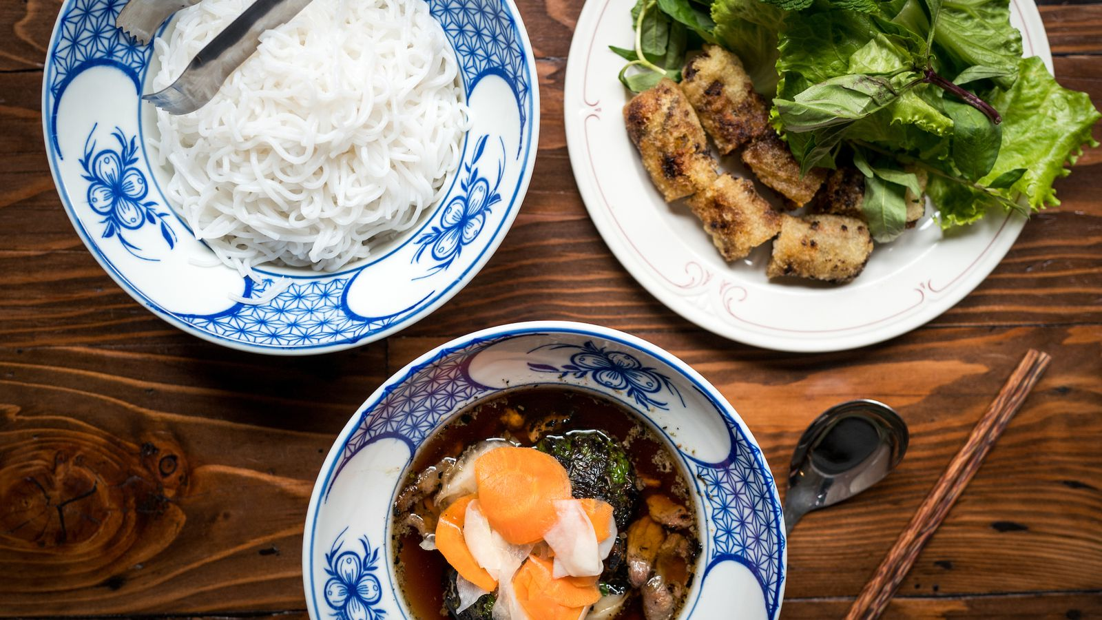 Fe Fi Pho, No Fumble at Hanoi House in the East Village