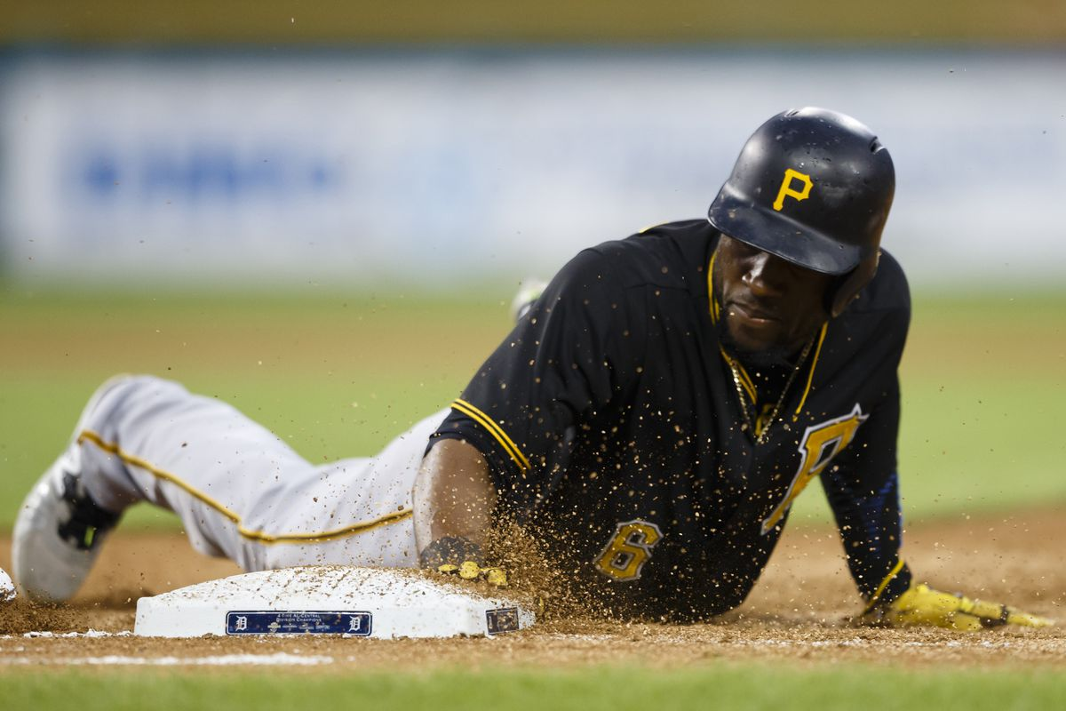 Marte's superiority on the basepaths has evaporated.