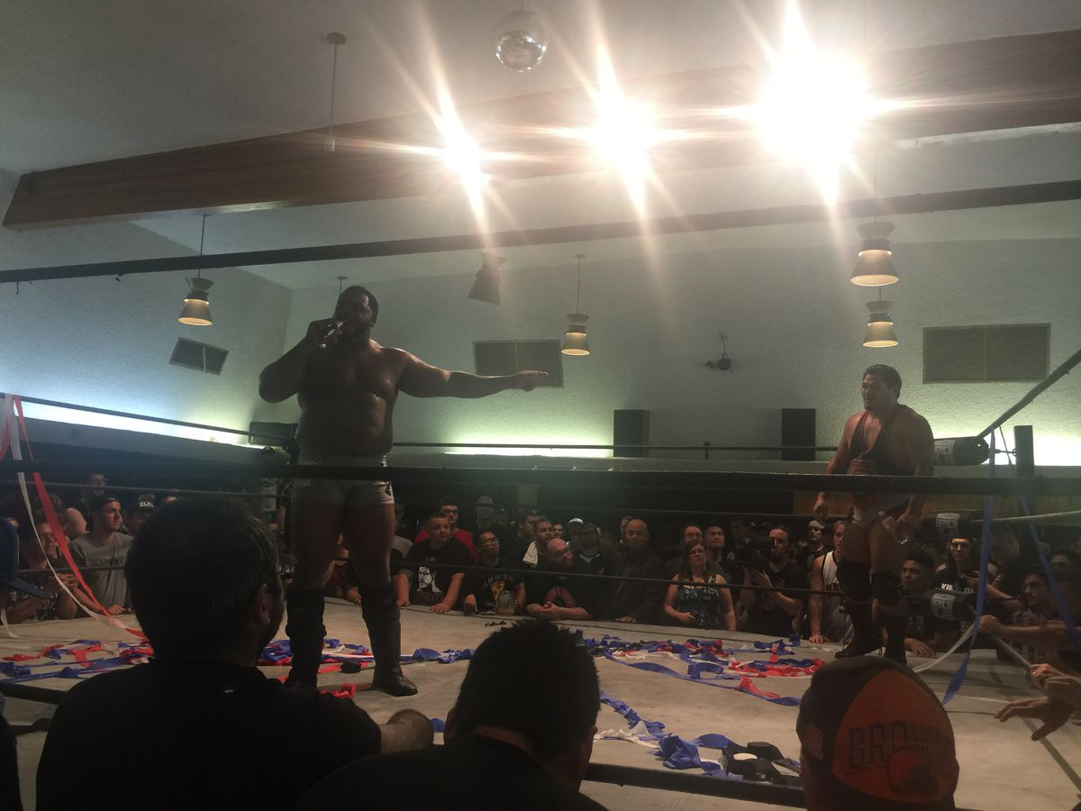 Meet Keith Lee: The Biggest WWE Signing in Years - Cageside