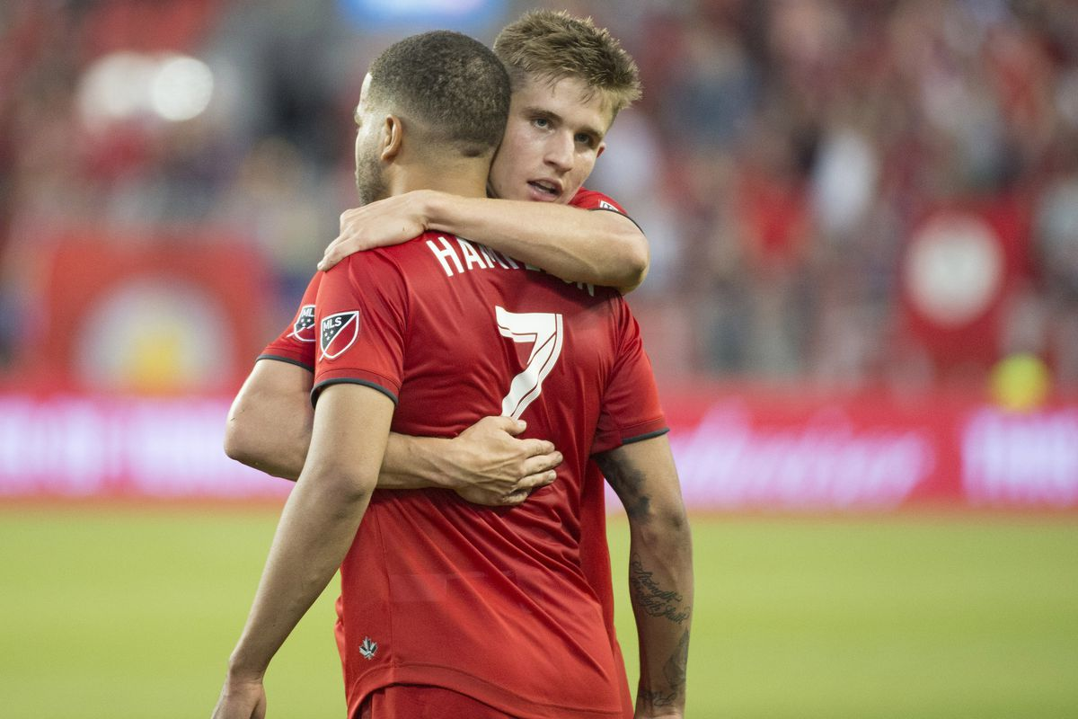 MLS: Sporting Kansas City at Toronto FC