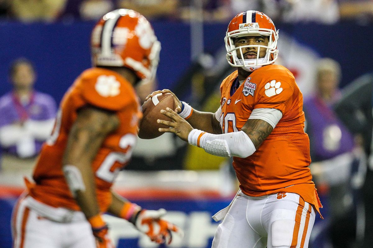 Tajh Boyd and Clemson will look to take down their 2nd straight SEC opponent.