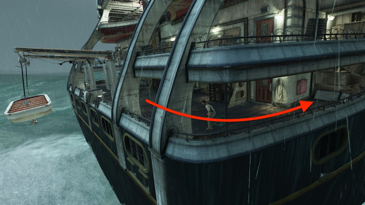 Uncharted 3: Drake's Deception 'Cruisin' for a Bruisin'' treasure locations guide