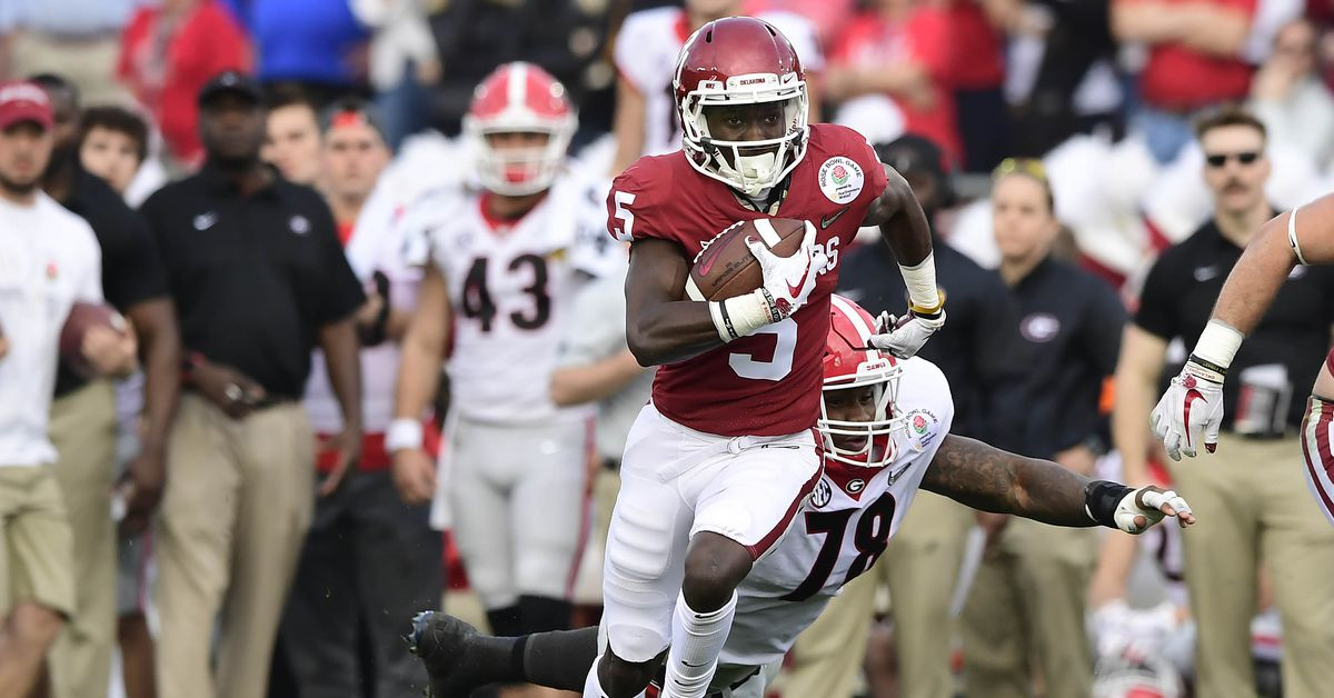 Oklahoma Football: Marquise Brown should race Adrian ...