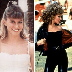 <b>Grease:</b> The ultimate makeover scene, Sandy's transformation didn't even happen until the very last song and dance of the movie. But, it was worth the wait, and worth the revenue in the millions of Halloween costumes it would spawn.