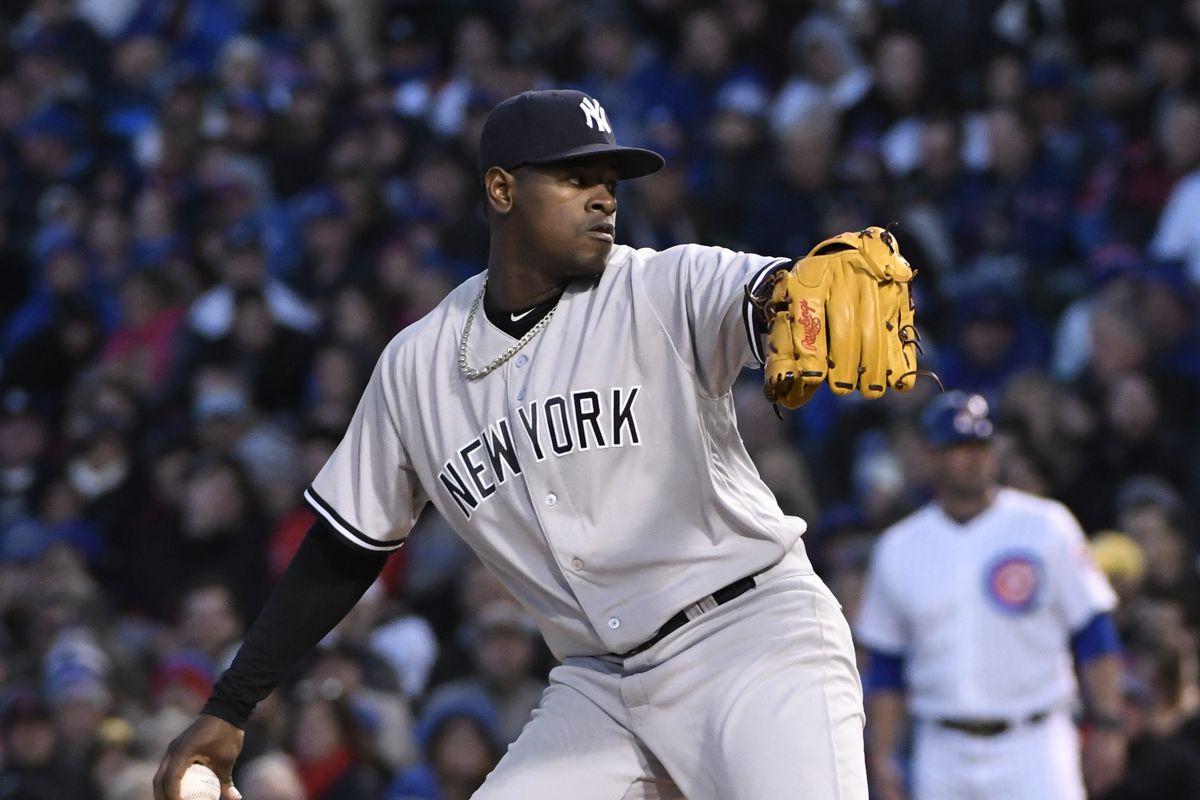 New York Yankees v Chicago Cubs