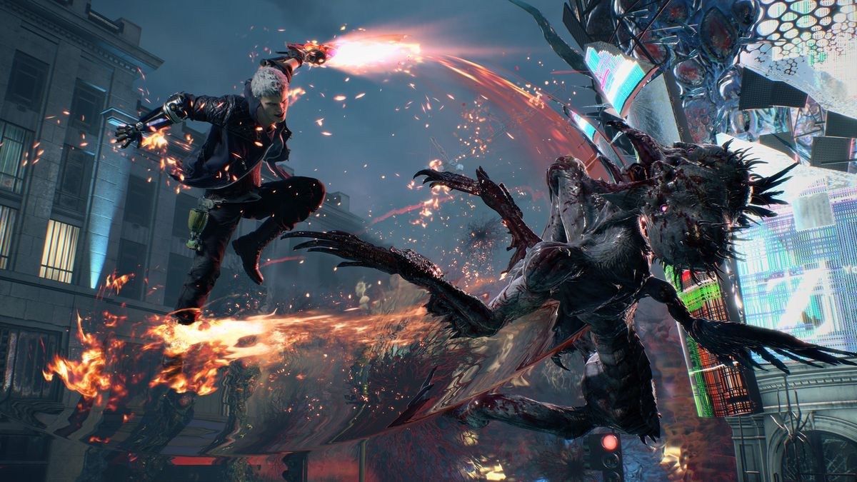 Devil May Cry 5: The post-mortem interview - Polygon