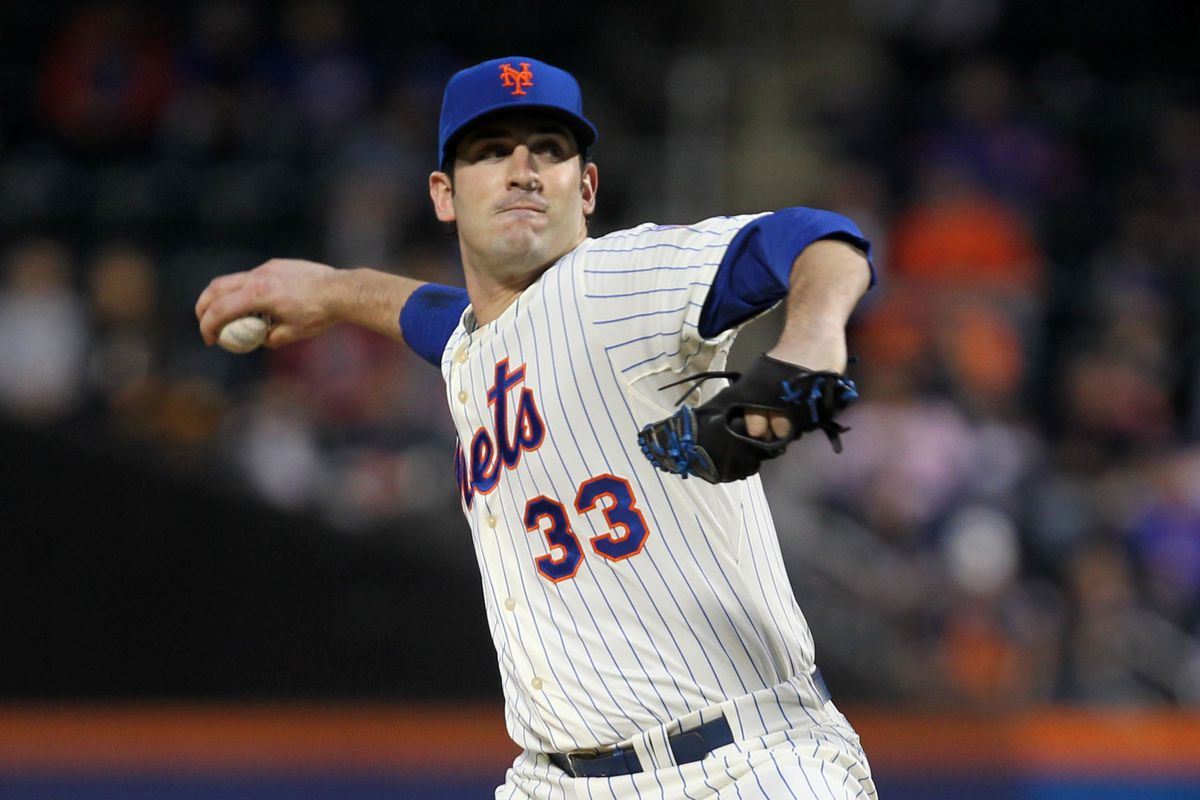 While almost everyone is ready to name Clayton Kershaw the Cy Young winner, Matt Harvey isn't ready to concede.
