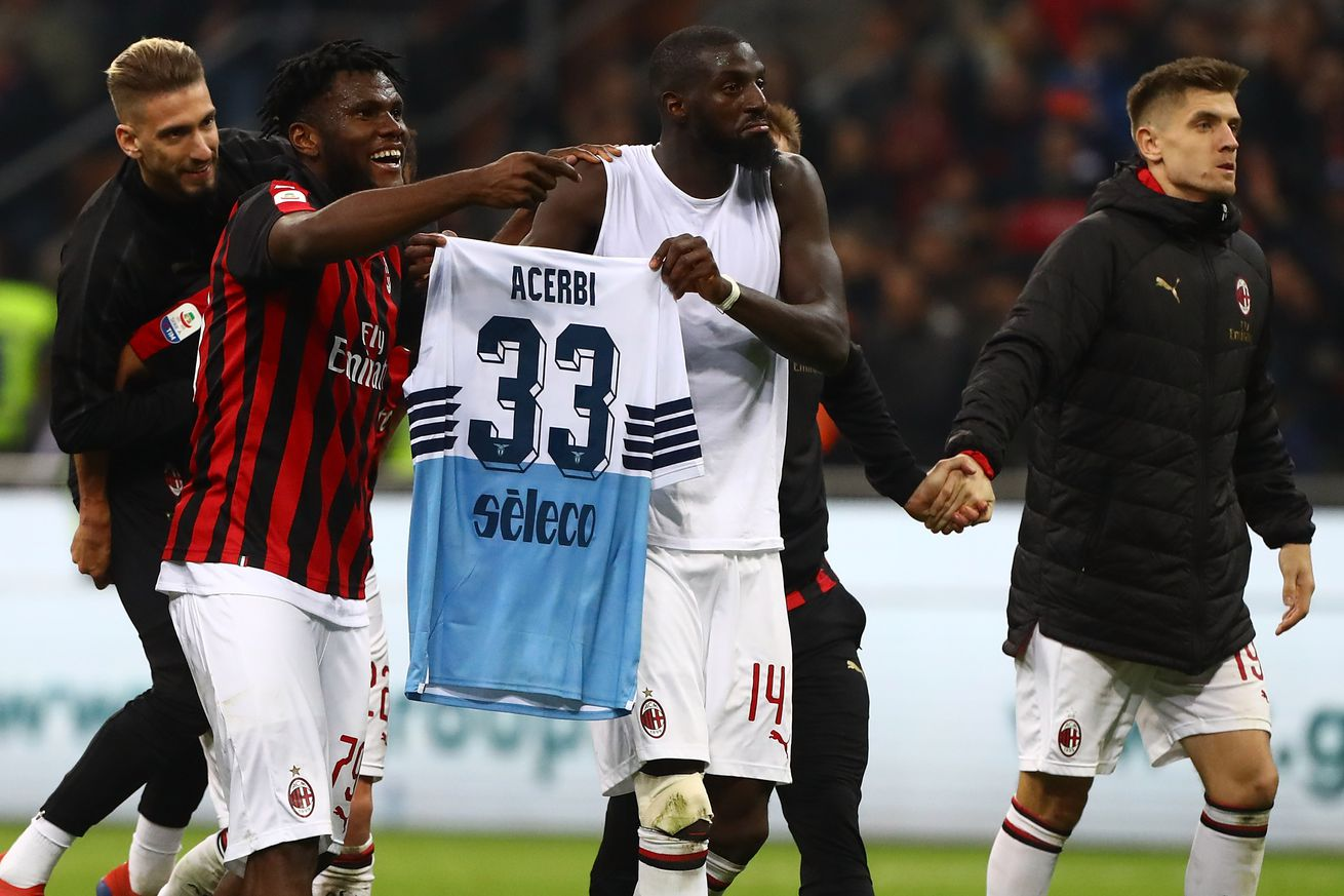 Oh for crying out loud: AC Milan pair Kessie & Bakayoko referred by the FIGC to court