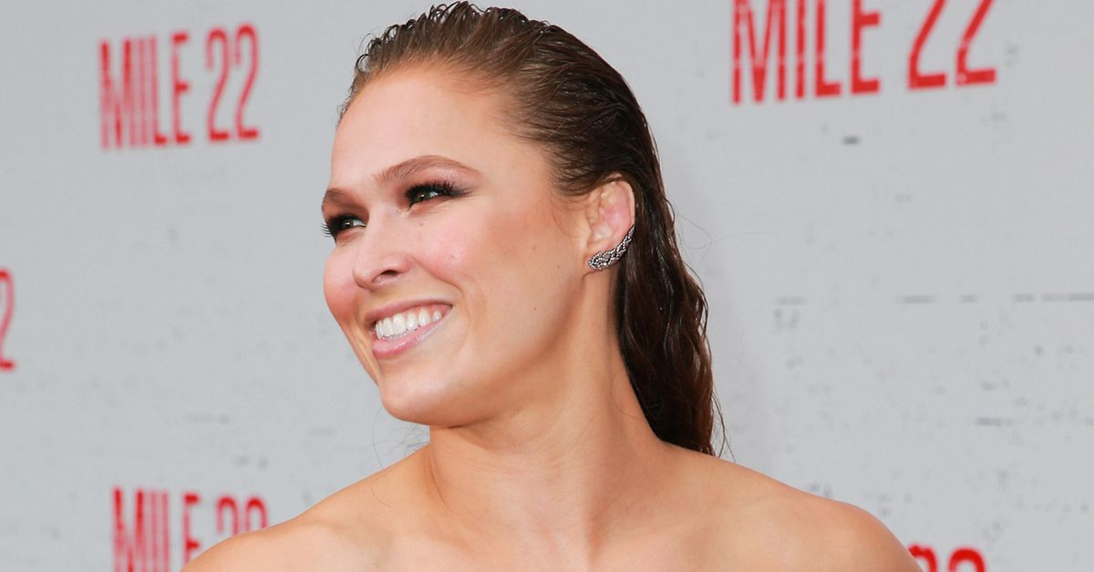 Midnight Mania! In Case You Wondered, Rousey Still Can?t Shadowbox
