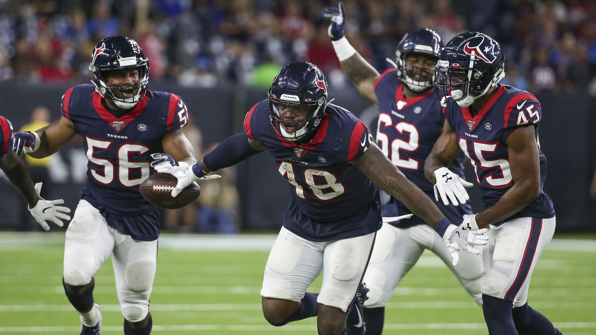NFL: Preseason-Detroit Lions at Houston Texans