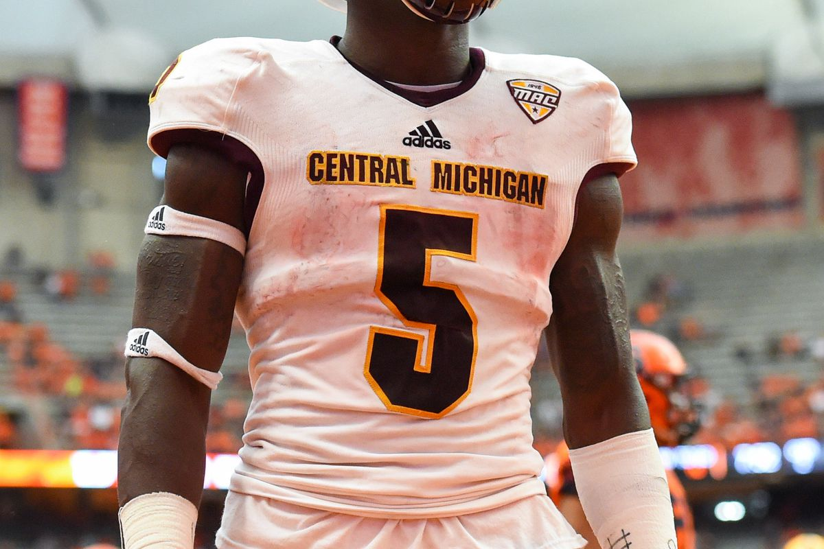 huge discount 1115e 0aea2 Week 12 MAC Football Recap: Central Michigan Chippewas vs ...
