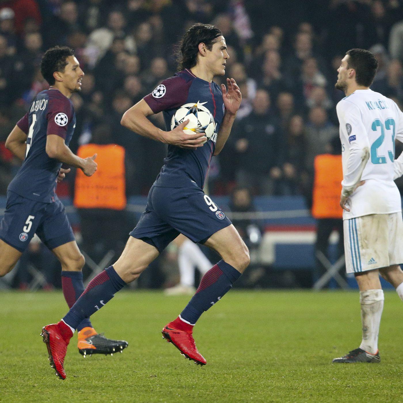 Would Edinson Cavani Fix Real Madrid S Offensive Woes Managing Madrid