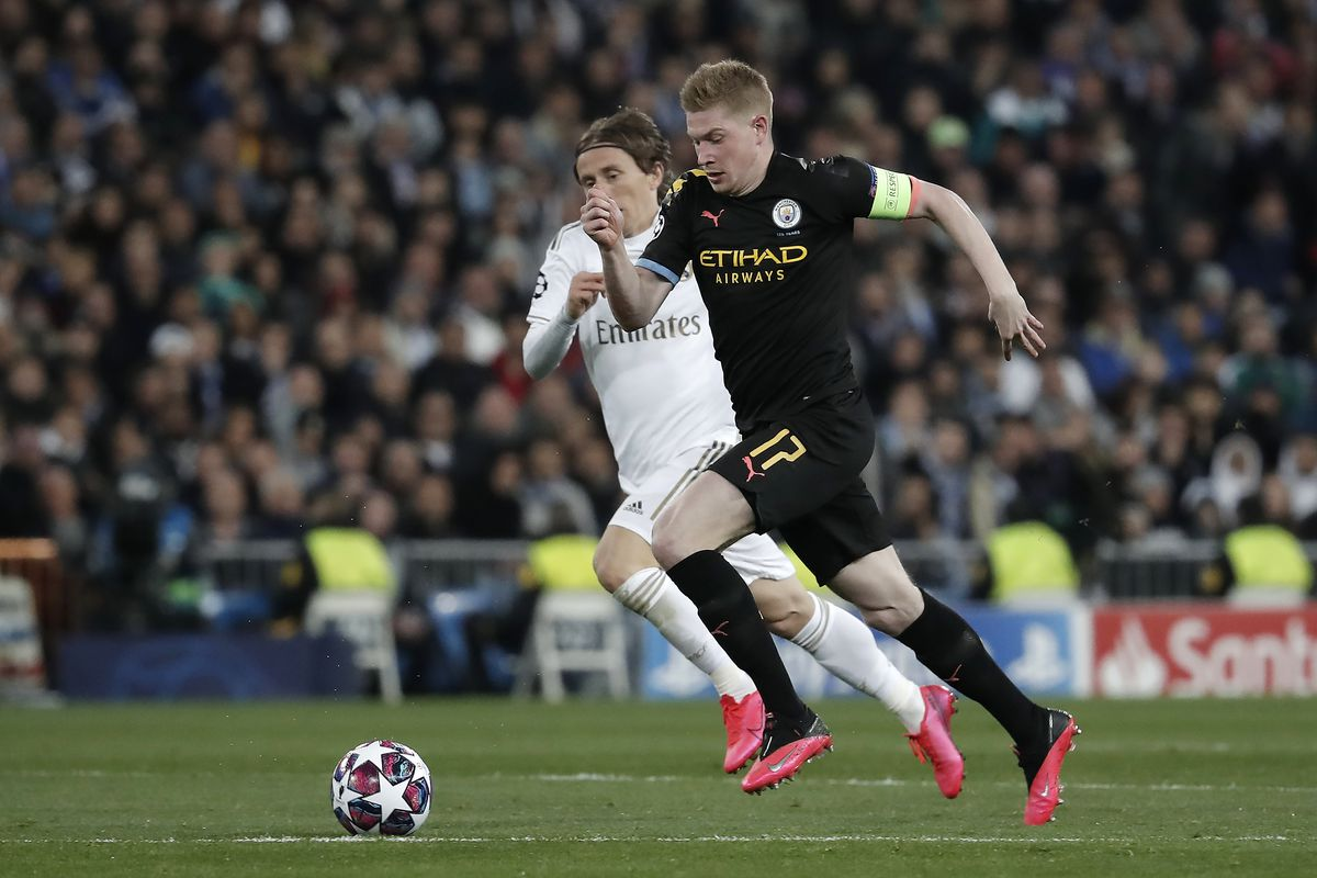 Real Madrid v Manchester City: UEFA Champions League