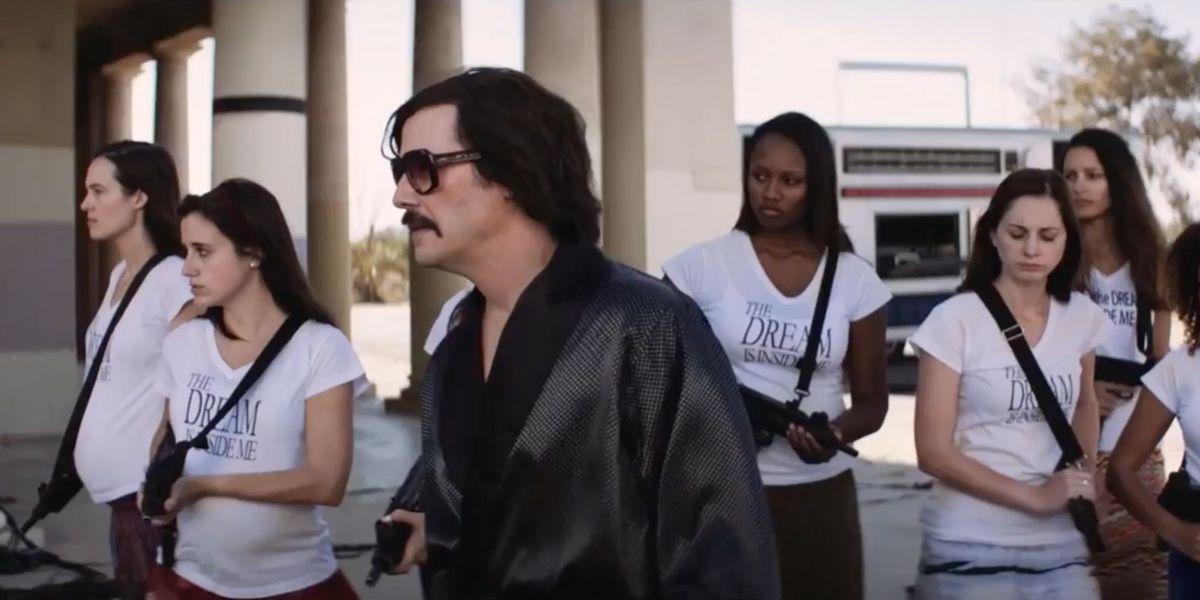 Keanu Reeves in The Bad Batch