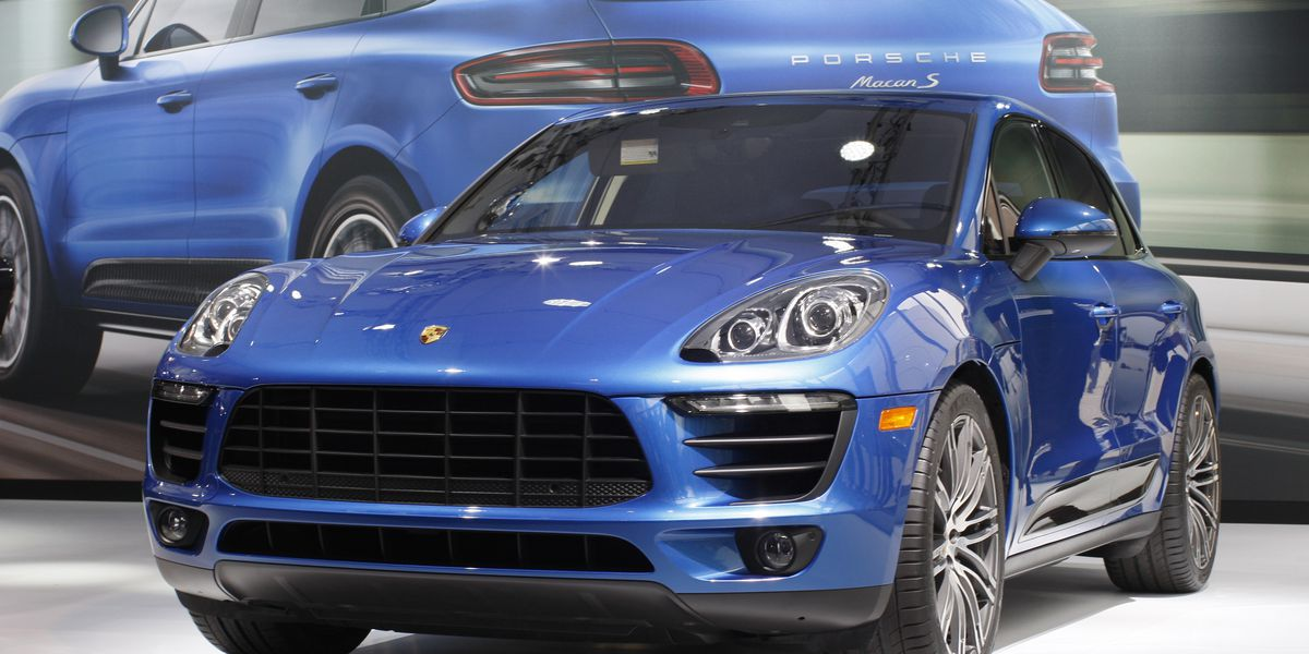 Porsches Macan Suv Is Going All Electric The Verge