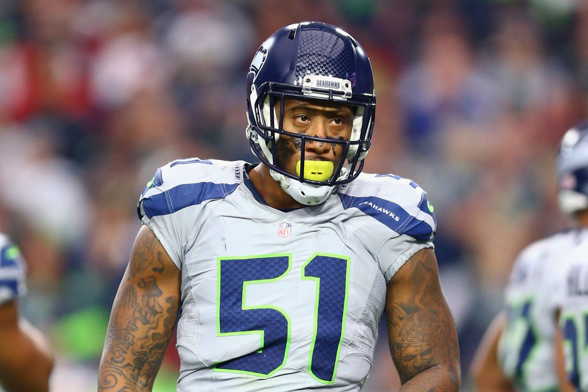 Bruce Irvin contract details revealed - Silver And Black Pride Bruce Irvin