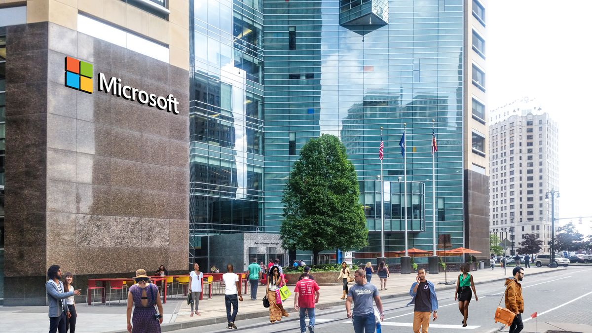 microsoft technology center to move to one campus martius in early