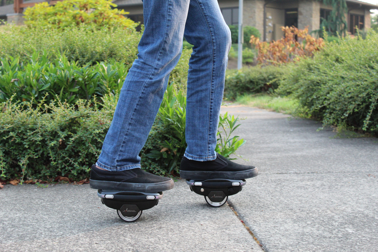 the inventor of the hoverboard is making e skates to rival segway