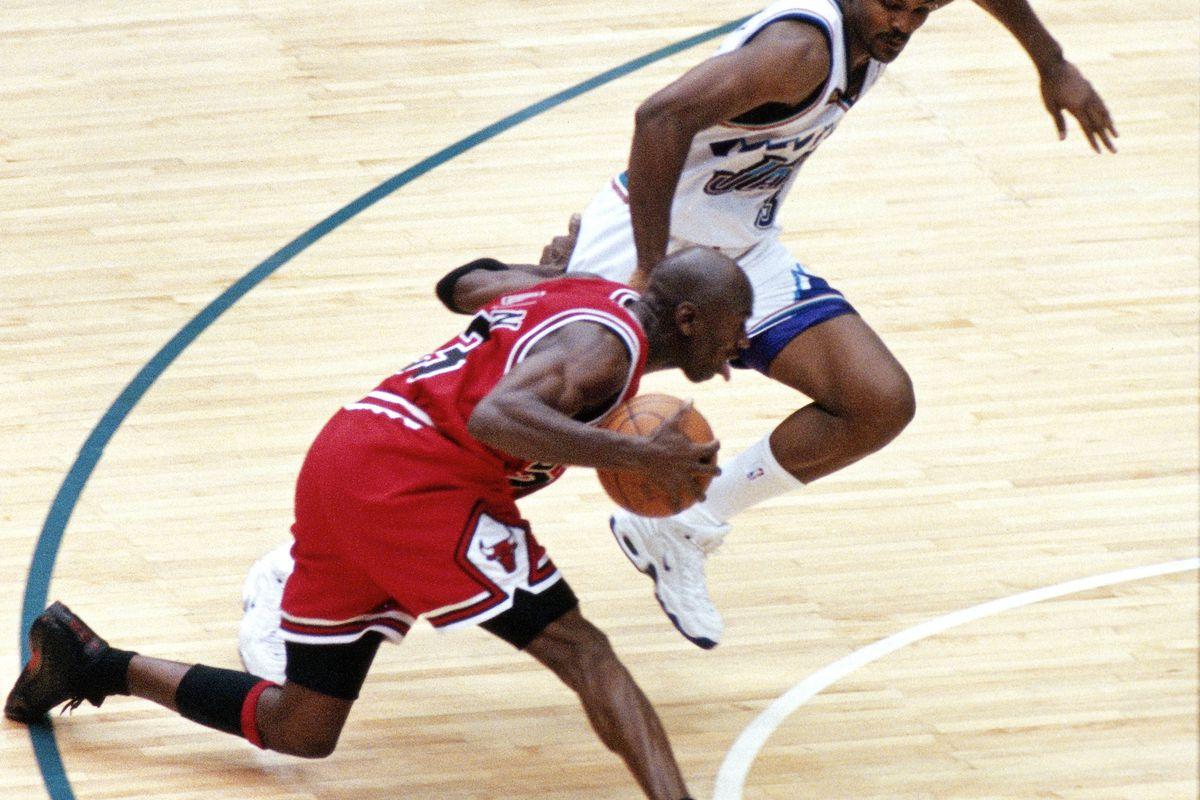 Chicago Bulls v Utah Jazz