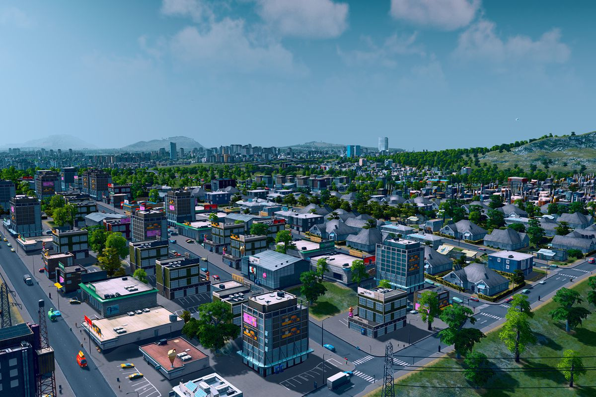 Cities: Skylines update adds tunnels and more for free but