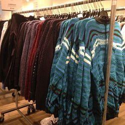 Sweaters, $135
