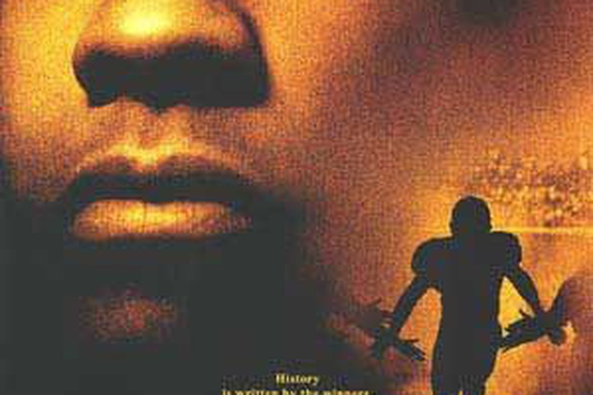 """According to the readers of The Daily Norseman, this is the greatest football movie of all time. (Picture brought to you via <a href=""""http://upload.wikimedia.org/wikipedia/en/d/d1/Remember_the_titansposter.jpg"""">Wikimedia Commons</a>)"""