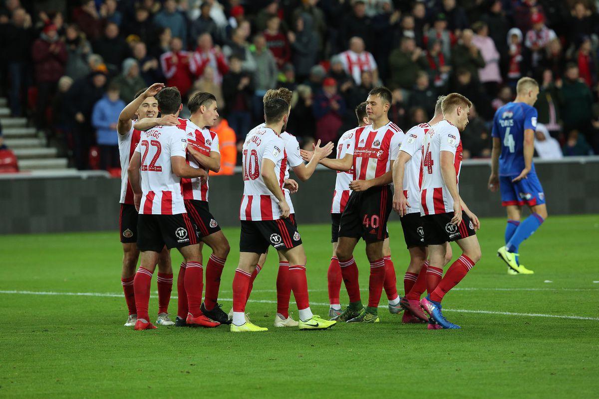 Sunderland v Grimsby Town: Leasing.com Cup